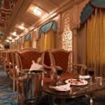 the maharaja express - pamper your queen!