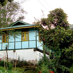 yuksom, west sikkim : homestay & around