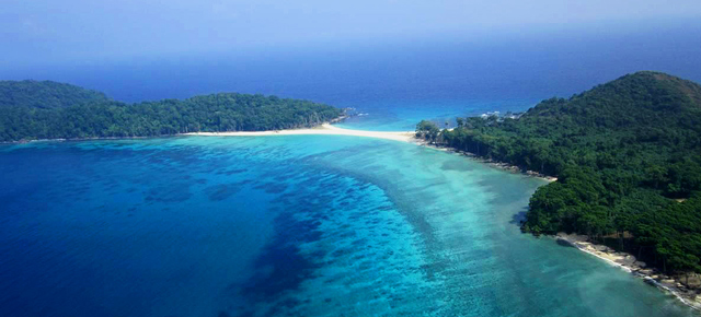 Andaman : Island hopping and Under Sea Adventures